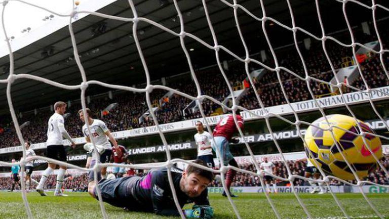 Нов скандал в английския футбол (видео)