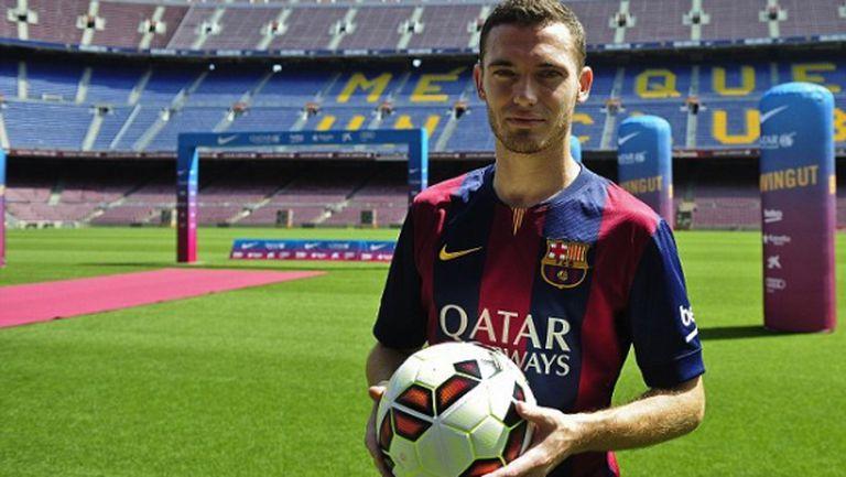 Тотален малшанс за футболист на Барса