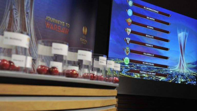 Испански и италиански сблъсъци на 1/8-финалите в Лига Европа