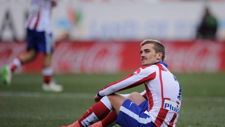 Атлетико зацикли в атака - 4 часа без гол