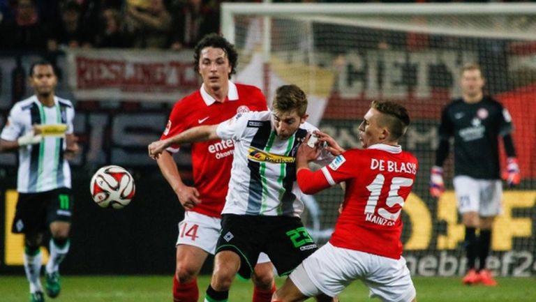 Мьонхенгладбах изпусна спечелен мач (видео)