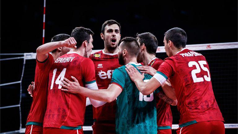 България излиза за победа срещу Япония в Лигата на нациите