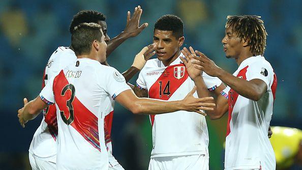 Перу с изненадваща победа над Колумбия