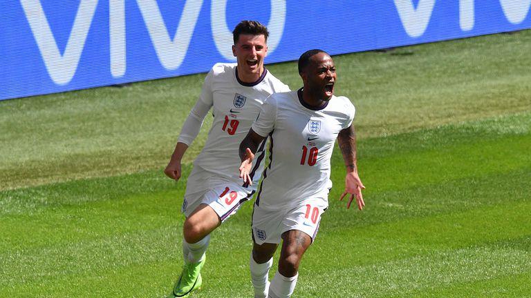 Стърлинг: Няма паника в тима на Англия преди последния мач от групата на Евро 2020