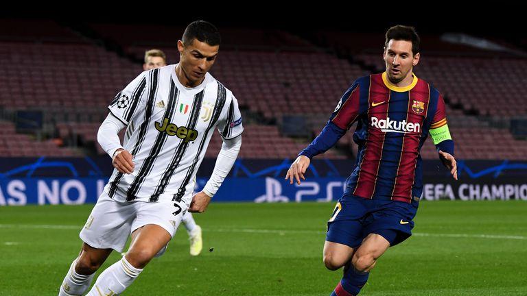 """""""Ас"""" шокира: мечтата на Лапорта е да събере Меси и Роналдо"""