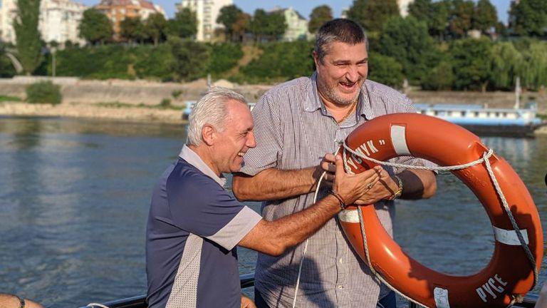 Христо Стоичков е играл заедно с бащата на Жана Тодорова в Марица (Пловдив)