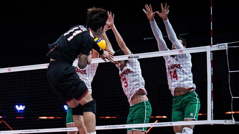 И Япония разказа играта на България в Лигата на нациите