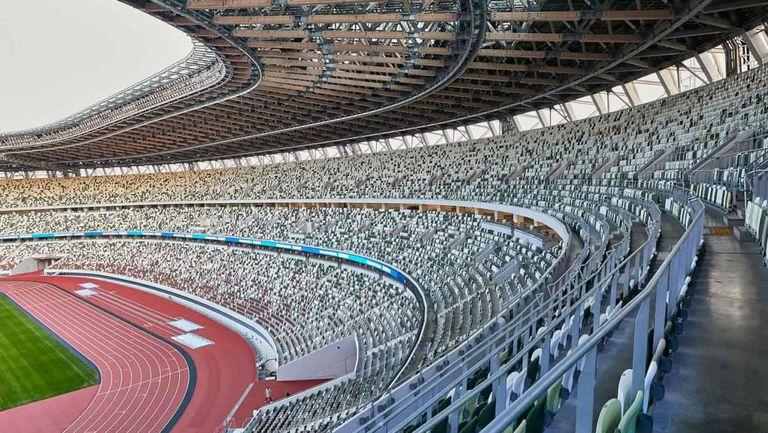 Олимпийският стадион в Токио ще е пълен едва на 15% при откриването