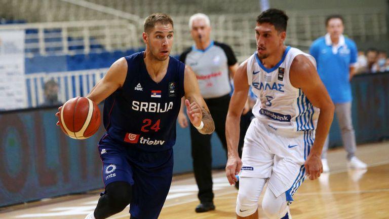 Сърбия загря за олимпийските квалификации с трофей