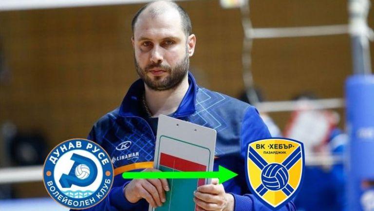 Дани Милушев става помощник на Камило Плачи