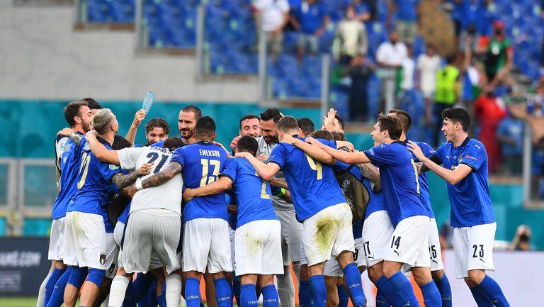 Конте: Италия се представя брилянтно, не вярвам някой да поднесе изненада