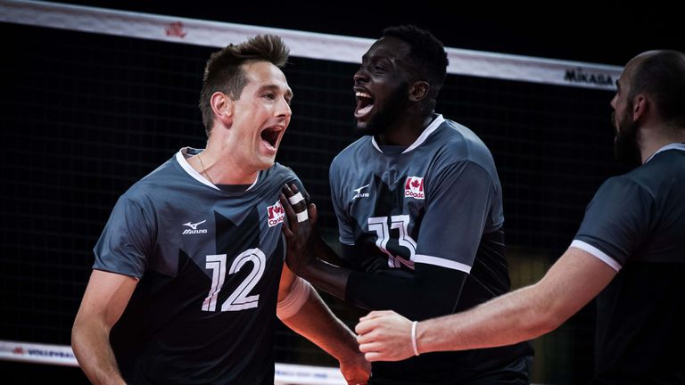 Канада разгроми Нидерландия в Лигата на нациите