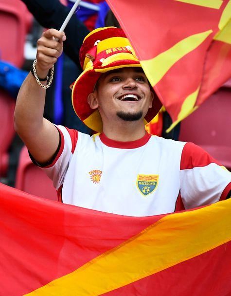 Феновете на Северна Македония - Нидерландия