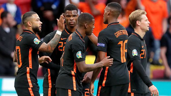 Три от три за Нидерландия, Северна Македония се сбогува с първото си участие на Европейско първенство
