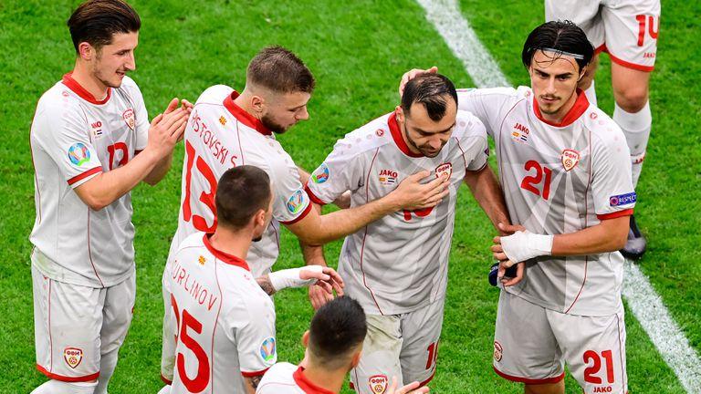 Северна Македония - Нидерландия 0:3