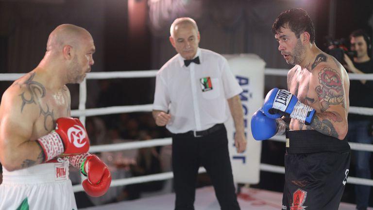 Борислав Занков победи със съдийско решение Цветозар Илиев на #OneWinnerOneBelt