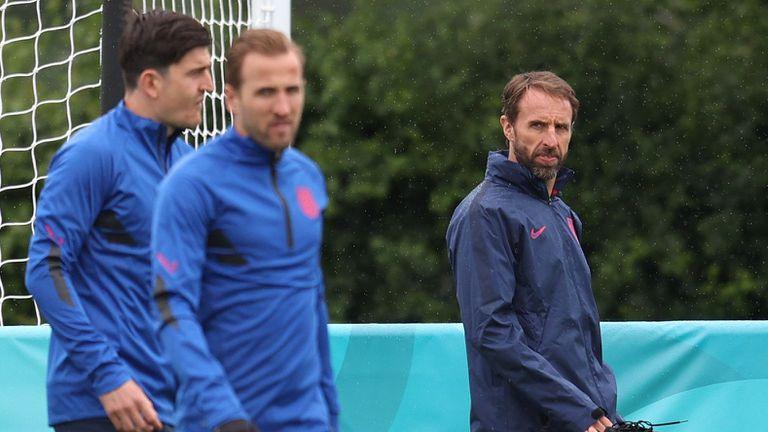 Саутгейт: Чехия е много опасен отбор, Хари Кейн е най-добрият ни футболист