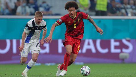 Белгия с трета победа в групите след 2:0 срещу Финландия
