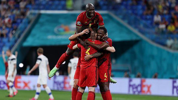 Лукаку удвои преднината на Белгия срещу Финландия