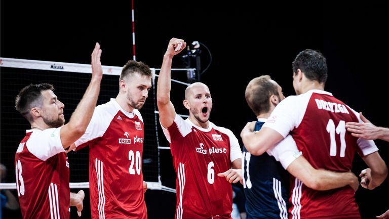 Полша без проблеми срещу Аржентина в Лигата на нациите
