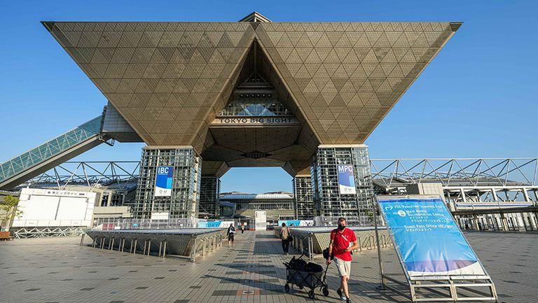 Откриха пресцентърът за Олимпийските игри в Токио