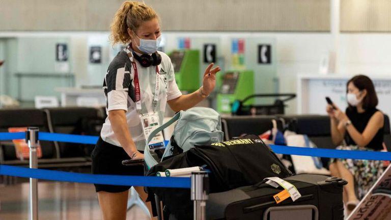 Лаура Зигемунд е в шок от спартанската атмосфера в олимпийското село в Токио