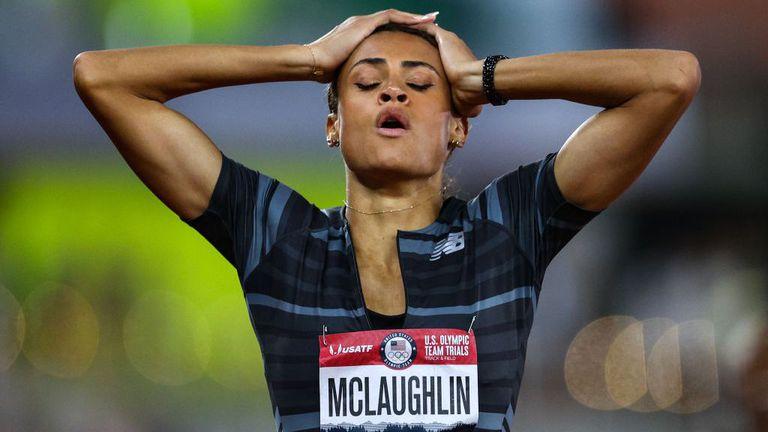 МакЛафлин иска да покаже силен дух по време на Игрите в Токио