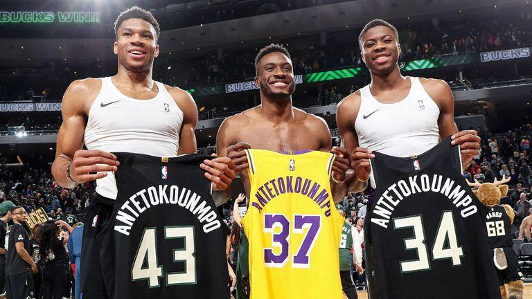 Братята Адетокумбо с историческо постижение в НБА 🏀