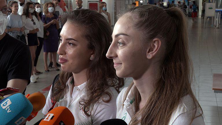 Тасева и Калейн: Готови сме, на Олимпийски игри всичко е възможно