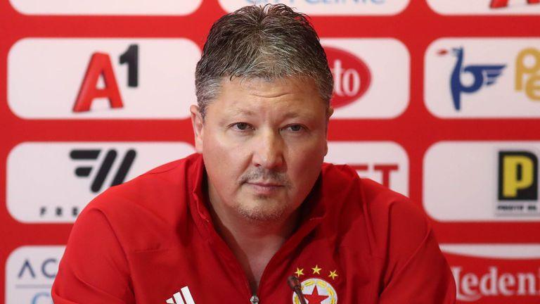 Любо Пенев: Вдигнахме отбора след загубата и сме готови за мача с Лиепая