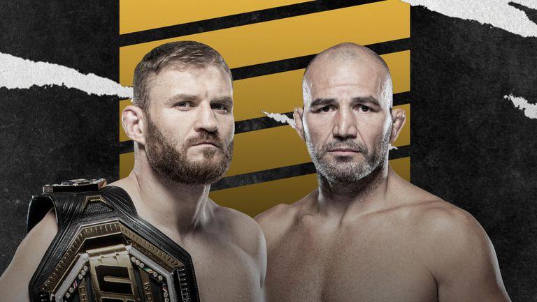 Пуснаха постера за UFC 267