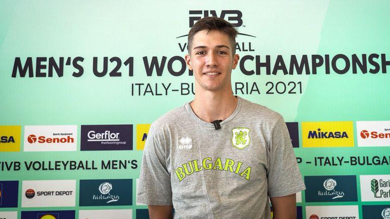 Световна и олимпийска титли са мечтите на Звездата на бъдещето Лазар Бучков