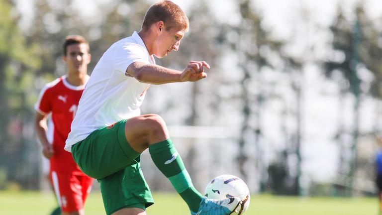 39' България U16 - Сърбия U16 1:2