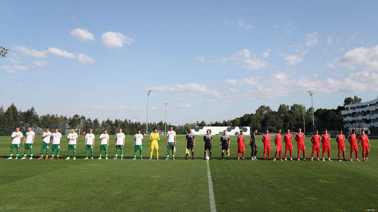 България U16 загуби от Сърбия U16 с 1:2 в контрола