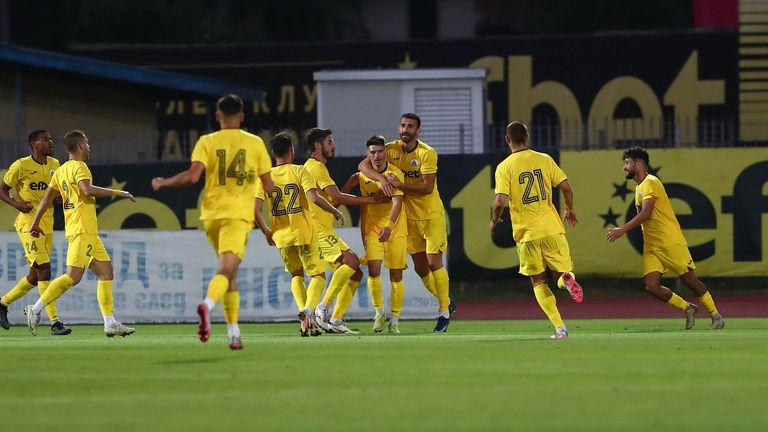 Монтана - Ботев (Пловдив) II 1:0