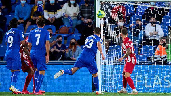 ПП Хетафе - Атлетико Мадрид 1:0