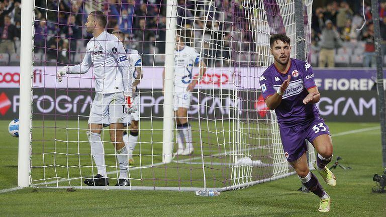 Фиорентина 1:0 Интер, не признаха гол на гостите