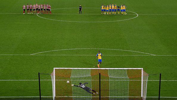 Шефилд Юнайтед - Саутхамптън 2:2 (4:6 след дузпи)