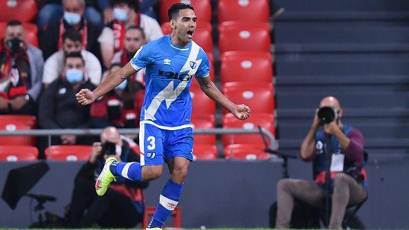 Фалкао донесе късна победа на Райо Валекано с 2:1 над Атлетик Билбао