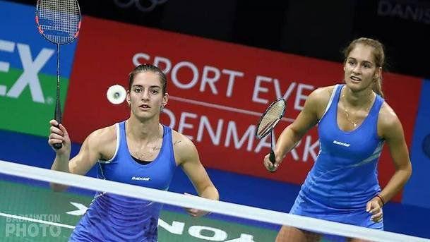 Сестри Стоеви отпаднаха във втория кръг на турнира от сериите Супер 1000 в Одензе