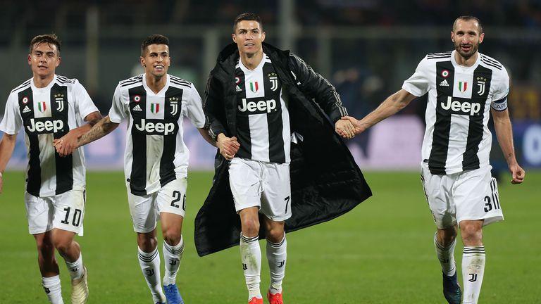 Киелини: Роналдо имаше нужда от отбор, който да играе за него