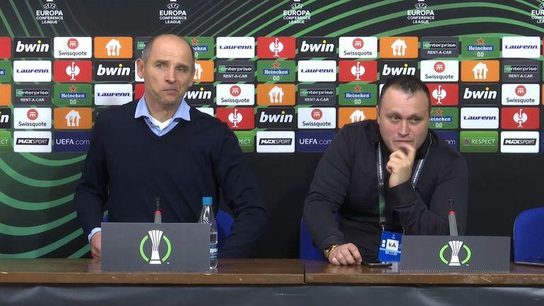 Виктор Скрипник: Второто полувреме бяхме по-добрият отбор