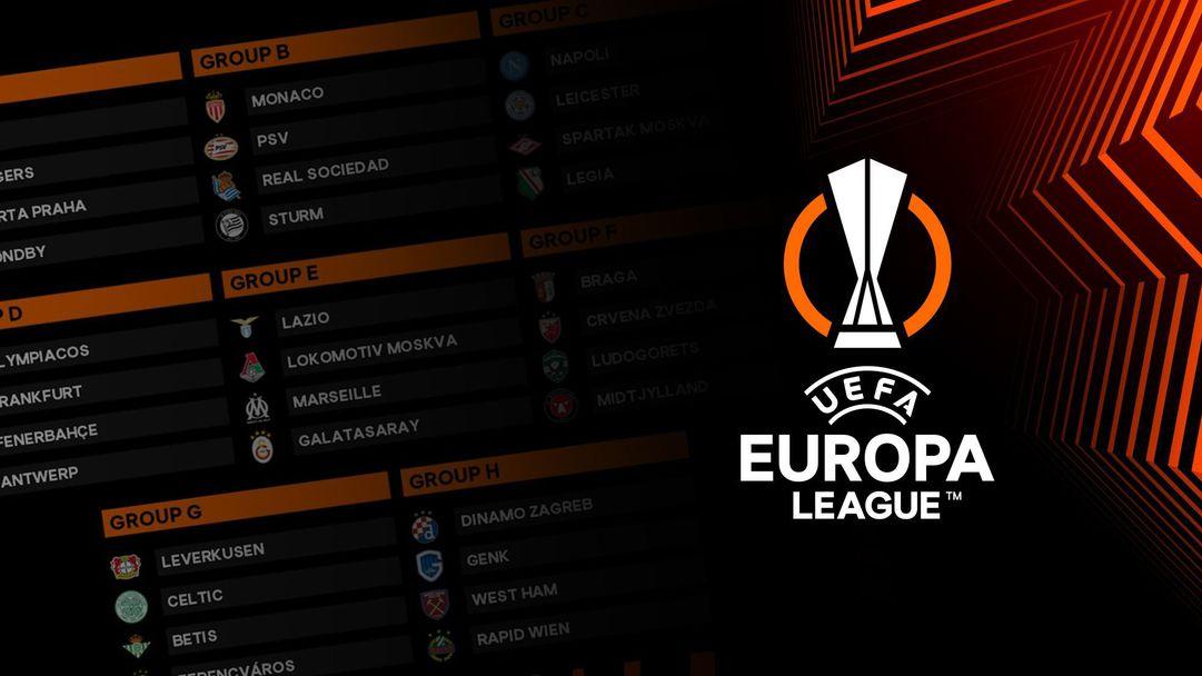 Лига Европа: Победи за Наполи, Монако и Уест Хам (резултати)