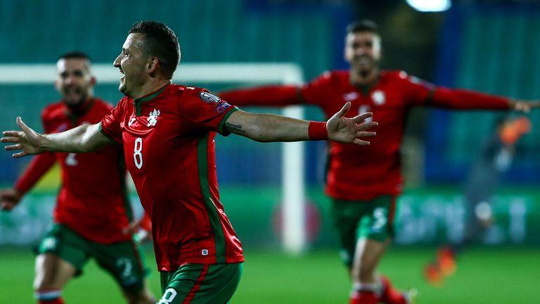 България остава на 70-о място в ранглистата на ФИФА