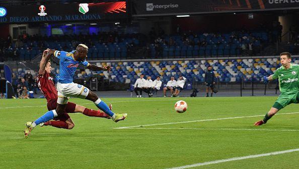 Наполи - Легия Варшава 3:0