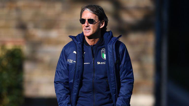 Манчини очаква тежък мач срещу Северна Ирландия