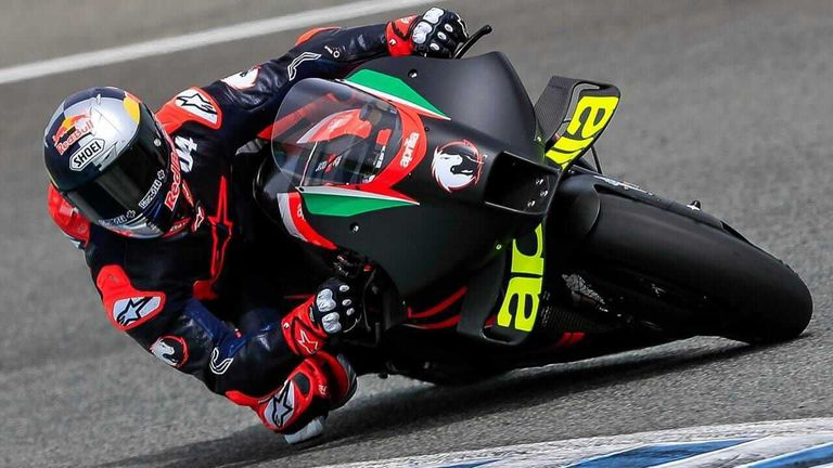 Андреа Довициозо става тест пилот на Aprilia в MotoGP