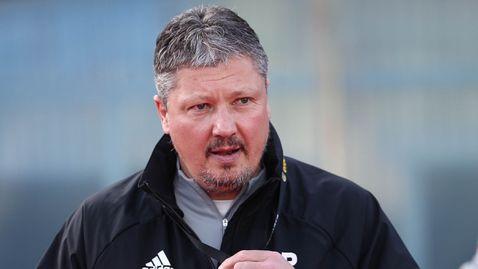 ЦСКА-София преговаря за защитник от Евро 2020