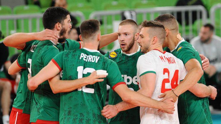 България с втора загуба за деня на турнира в Словения (видео + снимки)🏐🇧🇬
