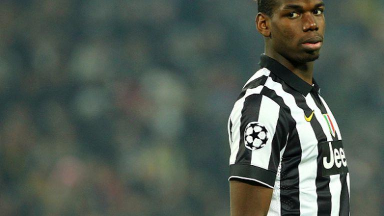 Рой Кийн посъветва Ман Юнайтед да си върне Погба